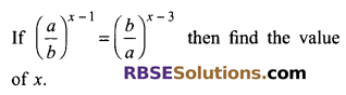 RBSE Solutions for Class 9 Maths Chapter 2 Number System Additional Questions 53