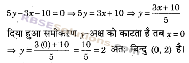 RBSE Solutions for Class 9 Maths Chapter 4 दो चरों वाले रैखिक समीकरण Miscellaneous Exercise 5