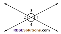 RBSE Solutions for Class 9 Maths Chapter 5 Plane Geometry and Line and Angle Additional Questions 10