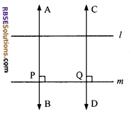 RBSE Solutions for Class 9 Maths Chapter 5 Plane Geometry and Line and Angle Ex 5.2 11