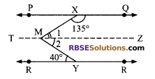 RBSE Solutions for Class 9 Maths Chapter 5 Plane Geometry and Line and Angle Ex 5.2 16