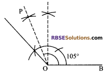 RBSE Solutions for Class 9 Maths Chapter 5 Plane Geometry and Line and Angle Ex 5.3 10