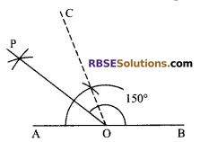 RBSE Solutions for Class 9 Maths Chapter 5 Plane Geometry and Line and Angle Ex 5.3 9
