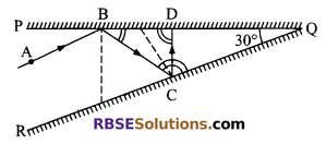 RBSE Solutions for Class 9 Maths Chapter 5 Plane Geometry and Line and Angle Miscellaneous Exercise 19