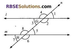 RBSE Solutions for Class 9 Maths Chapter 5 Plane Geometry and Line and Angle Miscellaneous Exercise 7