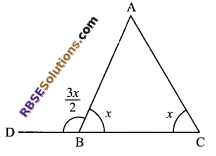 RBSE Solutions for Class 9 Maths Chapter 6 Rectilinear Figures Additional Questions 5