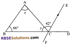 RBSE Solutions for Class 9 Maths Chapter 6 Rectilinear Figures Additional Questions 8