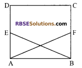 RBSE Solutions for Class 9 Maths Chapter 7 Congruence and Inequalities of Triangles Ex 7.2 6