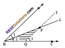 RBSE Solutions for Class 9 Maths Chapter 7 Congruence and Inequalities of Triangles Miscellaneous Exercise 2