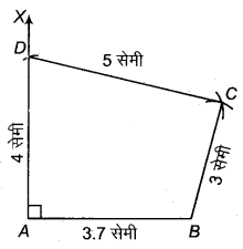 RBSE Solutions for Class 9 Maths Chapter 9 चतुर्भुज Miscellaneous Exercise Q35.1