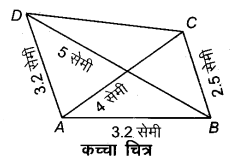 RBSE Solutions for Class 9 Maths Chapter 9 चतुर्भुज Miscellaneous Exercise Q36