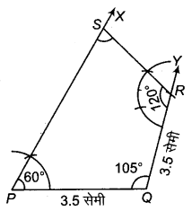 RBSE Solutions for Class 9 Maths Chapter 9 चतुर्भुज Miscellaneous Exercise Q37.1