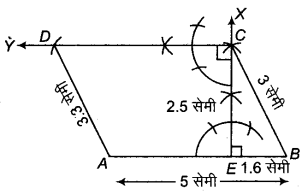 RBSE Solutions for Class 9 Maths Chapter 9 चतुर्भुज Miscellaneous Exercise Q40.1