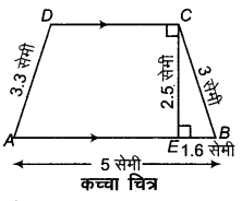 RBSE Solutions for Class 9 Maths Chapter 9 चतुर्भुज Miscellaneous Exercise Q40