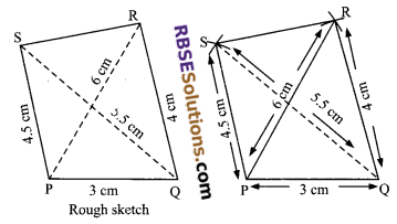 RBSE Solutions for Class 9 Maths Chapter 9 Quadrilaterals Ex 9.3 5