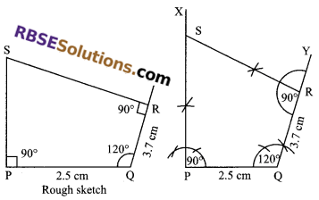 RBSE Solutions for Class 9 Maths Chapter 9 Quadrilaterals Ex 9.3 9