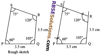 RBSE Solutions for Class 9 Maths Chapter 9 Quadrilaterals Miscellaneous Exercise 16