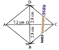 RBSE Solutions for Class 9 Maths Chapter 9 Quadrilaterals Miscellaneous Exercise 22