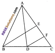 RBSE Solutions for Class 9 Maths Chapter 9 Quadrilaterals Miscellaneous Exercise 23 13