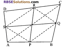 RBSE Solutions for Class 9 Maths Chapter 9 Quadrilaterals Miscellaneous Exercise 23 20