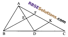 RBSE Solutions for Class 9 Maths Chapter 9 Quadrilaterals Miscellaneous Exercise 6