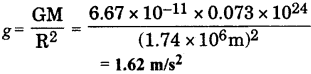 RBSE Solutions for Class 9 Science Chapter 10 गुरुत्वाकर्षण 18