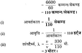 RBSE Solutions for Class 9 Science Chapter 11 ध्वनि 8