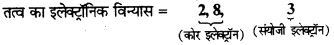 RBSE Solutions for Class 9 Science Chapter 3 परमाणु संरचना 14