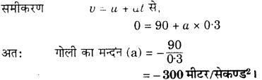 RBSE Solutions for Class 9 Science Chapter 9 बल और गति 46