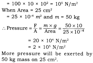 RBSE Solutions for Class 9 Science Chapter 9 Force and Motion 27