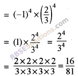 Rajasthan Board RBSE Class 8 Maths Chapter 3 Powers and Exponents Ex 3.1 6