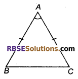 RBSE Solutions for Class 9 Maths Chapter 7 त्रिभुजों की सर्वांगसमता एवं असमिकाएँ Miscellaneous Exercise 10
