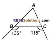 RBSE Solutions for Class 9 Maths Chapter 7 त्रिभुजों की सर्वांगसमता एवं असमिकाएँ Miscellaneous Exercise 11