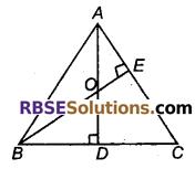 RBSE Solutions for Class 9 Maths Chapter 7 त्रिभुजों की सर्वांगसमता एवं असमिकाएँ Miscellaneous Exercise 16