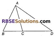 RBSE Solutions for Class 9 Maths Chapter 7 त्रिभुजों की सर्वांगसमता एवं असमिकाएँ Miscellaneous Exercise 20
