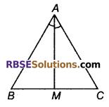 RBSE Solutions for Class 9 Maths Chapter 7 त्रिभुजों की सर्वांगसमता एवं असमिकाएँ Miscellaneous Exercise 22