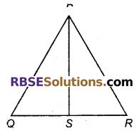 RBSE Solutions for Class 9 Maths Chapter 7 त्रिभुजों की सर्वांगसमता एवं असमिकाएँ Miscellaneous Exercise 24