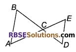 RBSE Solutions for Class 9 Maths Chapter 7 त्रिभुजों की सर्वांगसमता एवं असमिकाएँ Miscellaneous Exercise 26