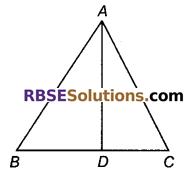 RBSE Solutions for Class 9 Maths Chapter 7 त्रिभुजों की सर्वांगसमता एवं असमिकाएँ Miscellaneous Exercise 27
