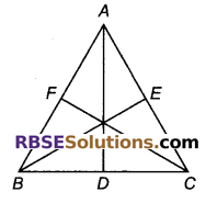 RBSE Solutions for Class 9 Maths Chapter 7 त्रिभुजों की सर्वांगसमता एवं असमिकाएँ Miscellaneous Exercise 28