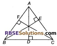 RBSE Solutions for Class 9 Maths Chapter 7 त्रिभुजों की सर्वांगसमता एवं असमिकाएँ Miscellaneous Exercise 30
