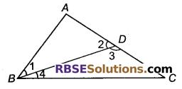 RBSE Solutions for Class 9 Maths Chapter 7 त्रिभुजों की सर्वांगसमता एवं असमिकाएँ Miscellaneous Exercise 31