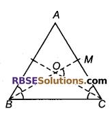 RBSE Solutions for Class 9 Maths Chapter 7 त्रिभुजों की सर्वांगसमता एवं असमिकाएँ Miscellaneous Exercise 32